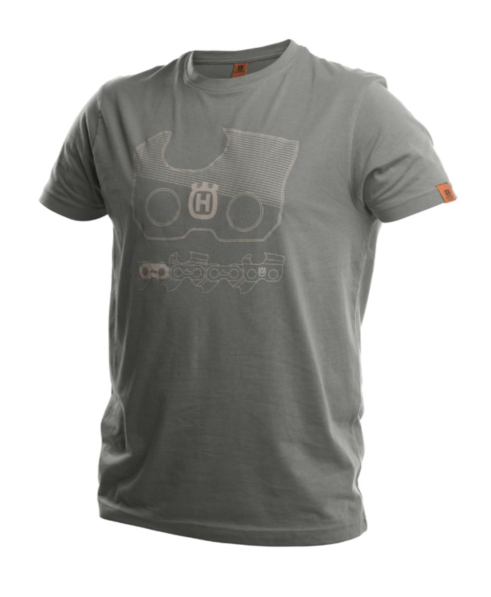 Husqvarna t-shirt xplorer x-cutter - m