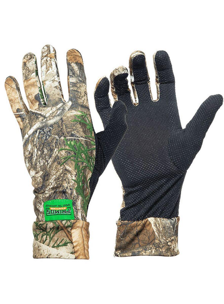 Primos stretch-fit handschoen realtree®