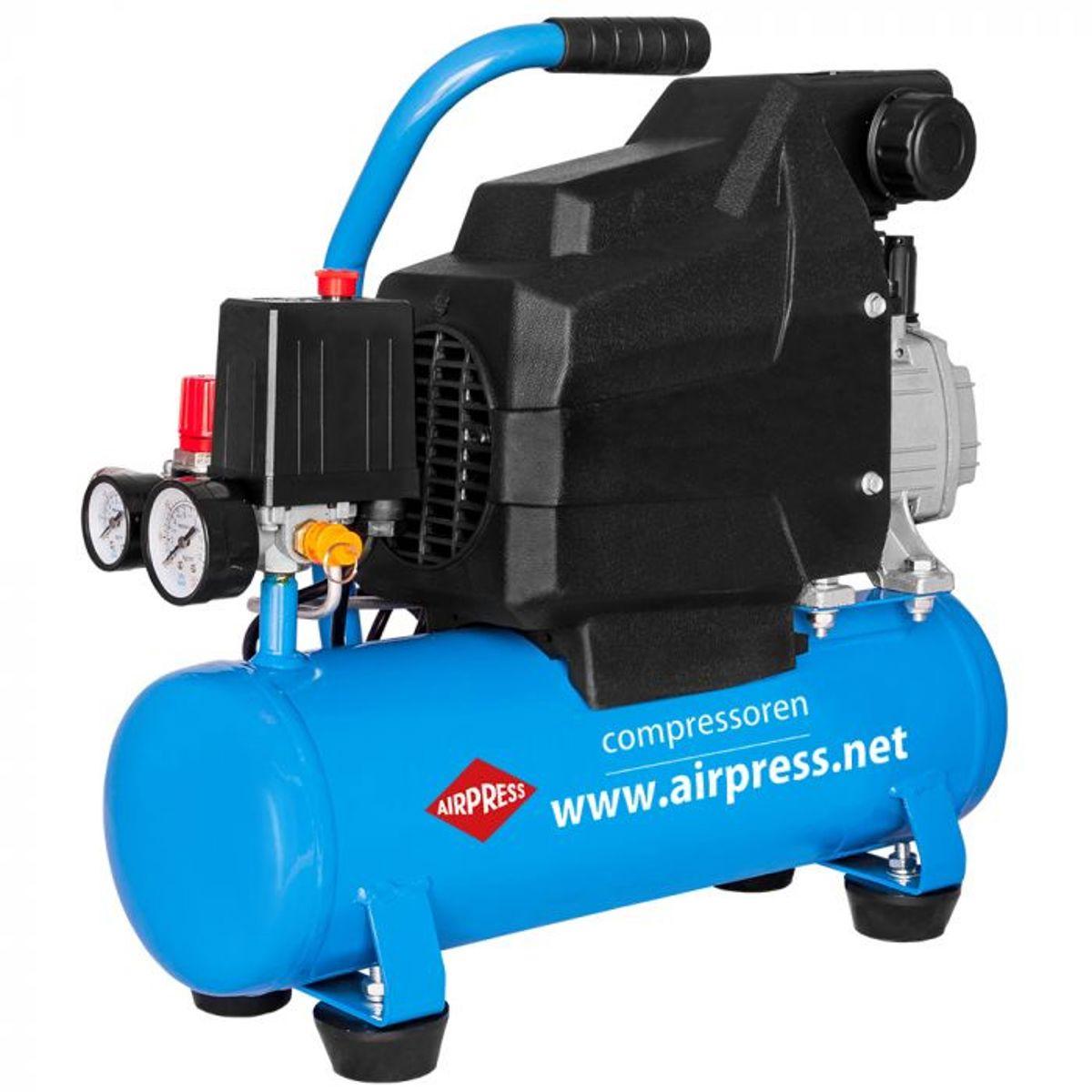 Airpress compressor h185/6 1.5pk