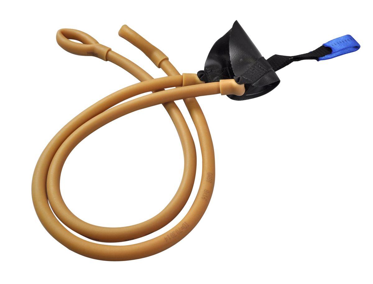 Vervang elastiek sling-line 3