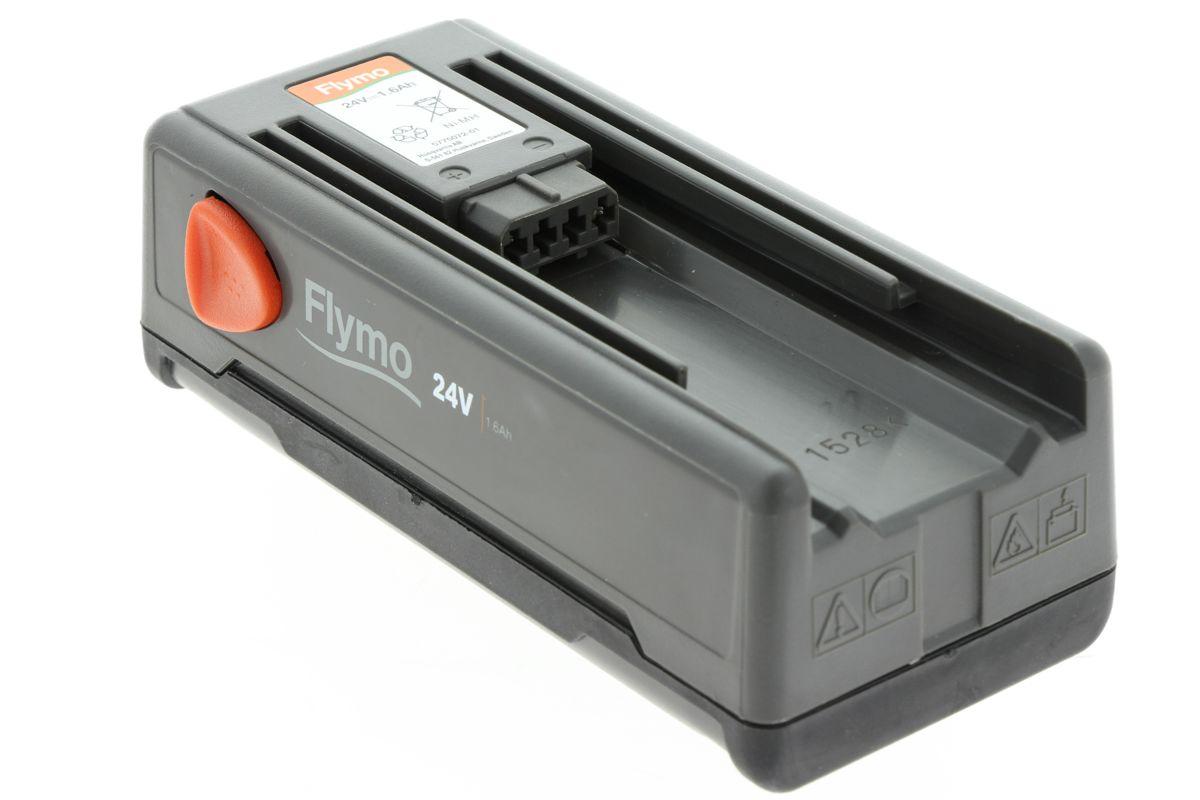 Flymo vervang accu 24 volt