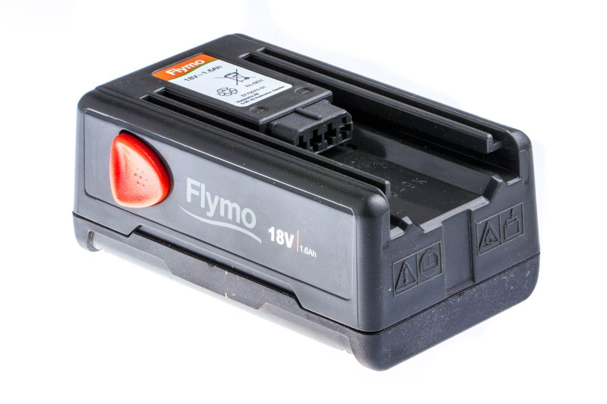 Flymo vervang accu 18 volt