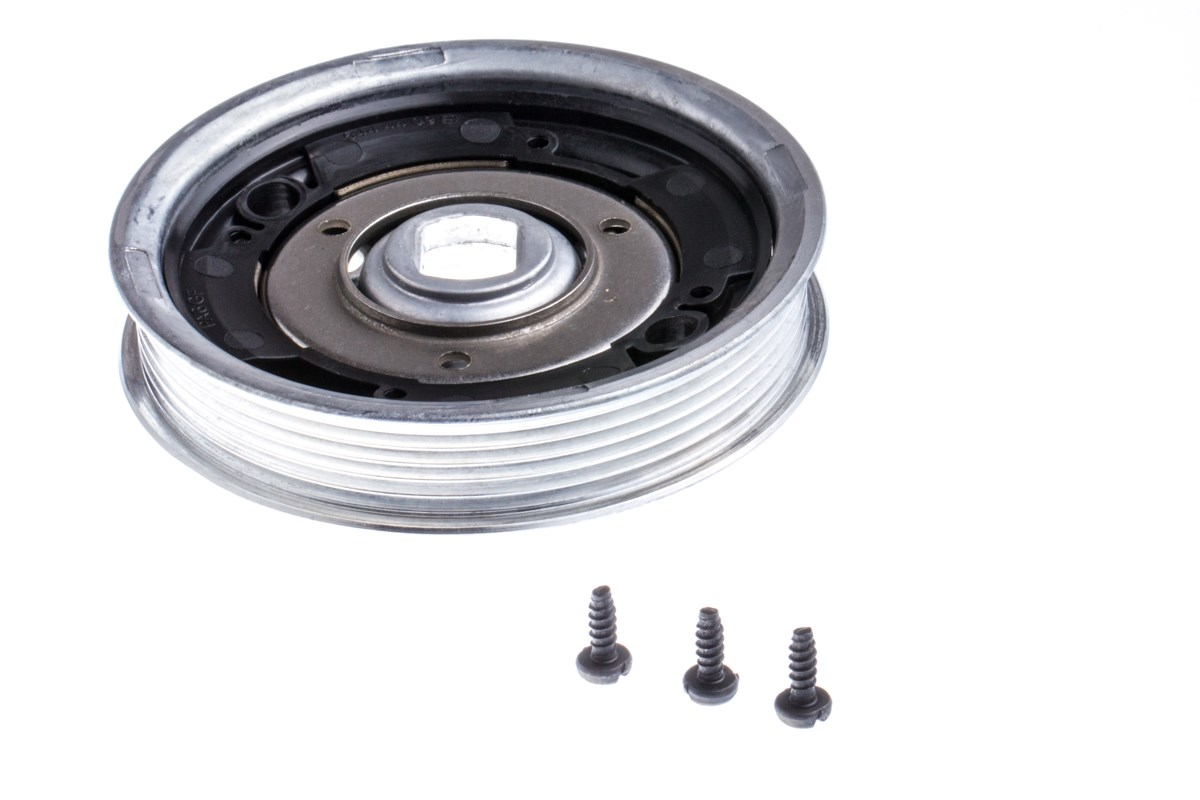 Pulley assy