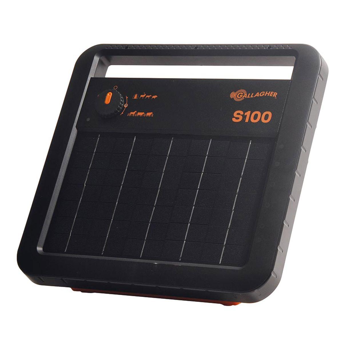 Gallagher s100 inclusief batterij (6v -